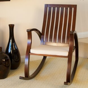 Indie Rocking Chair with C..