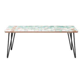 Voluntown Coffee Table by Bungalow Rose Today Only Sale