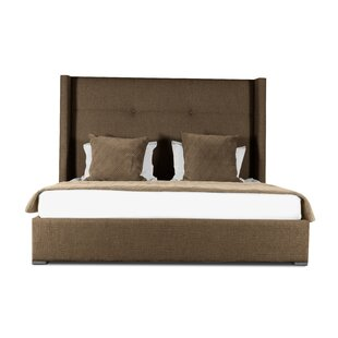 Hansen Upholstered Panel Bed