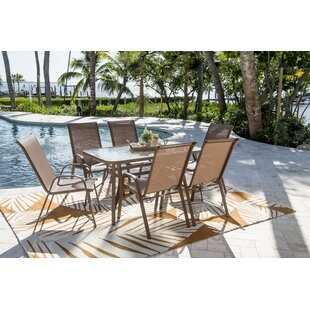Caf? Dining Set by Panama Jack Outdoor