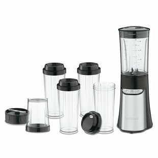 15 Piece Compact Portable Blending and Chopping System