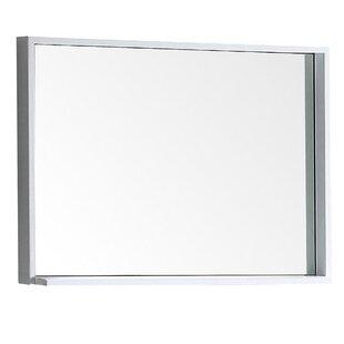 Reviews Allier Bathroom/Vanity Mirror By Fresca