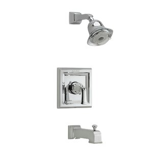 American Standard Town Square Single Handle 3 Function Tub and Shower Trim Kit with FloWise