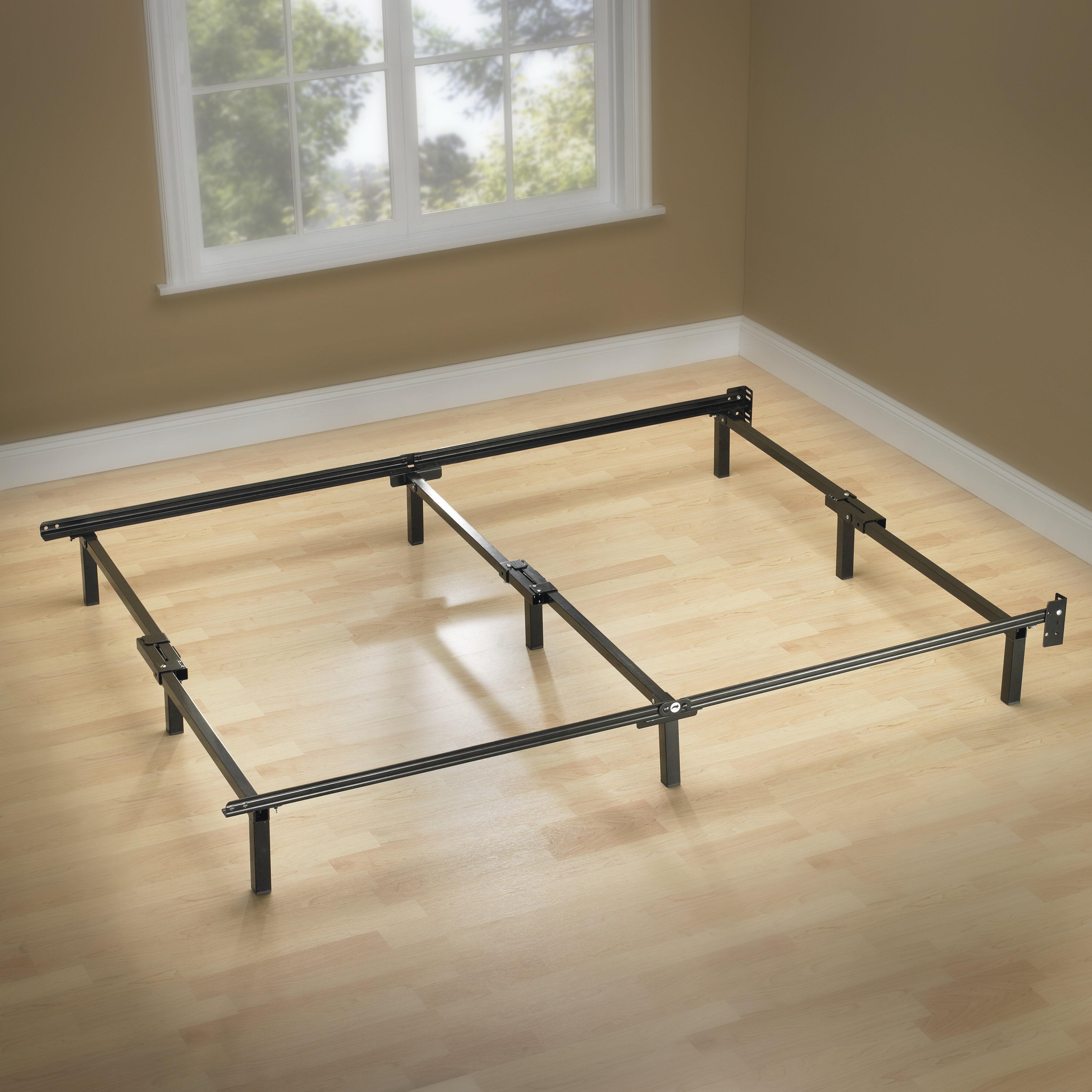 Adjustable-Size Bed Frame