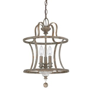 Affordable Price Armande 3-Light Pendant Light By Lark Manor