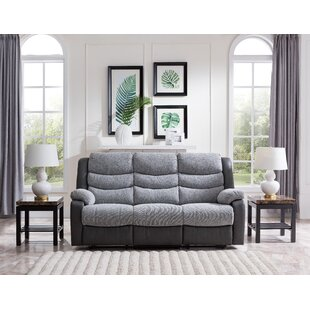 Katniss 3 Seater Reclining Sofa By Ebern Designs