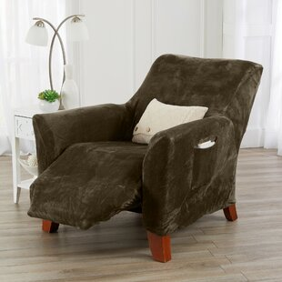 Fit T-Cushion Recliner Slipcover By Ebern Designs
