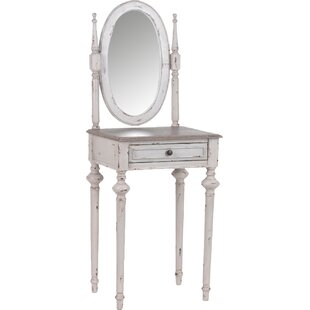 Vanity With Mirror By August Grove