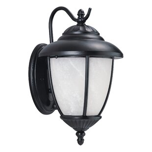 Compare & Buy Atisha 100W 1-Light Outdoor Wall Lantern I By Red Barrel Studio