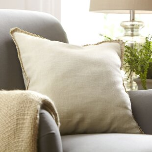 Armelle Linen Pillow Cover