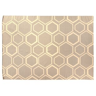 Purchase Flat woven Wool Sky/White Area Rug By Exquisite Rugs