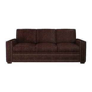 Shop Dallas Leather Sofa by Westland and Birch
