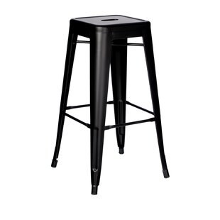 Industrial Metal Bar Stool By Williston Forge