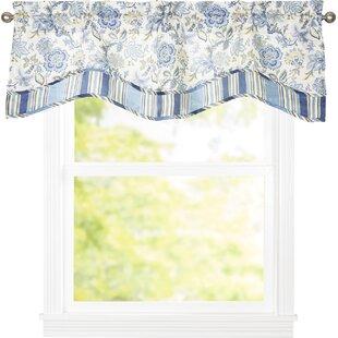Window Valances Café Kitchen Curtains Youll Love Wayfair