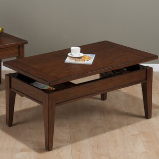 Alcott Hill Lockett Lift Top Coffee Table