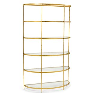 Chandler Etagere Bookcase
