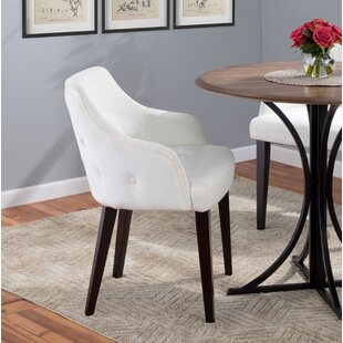 Compare & Buy Vinton Upholstered Dining Chair (Set of 2) by Wade Logan Reviews (2019) & Buyer's Guide