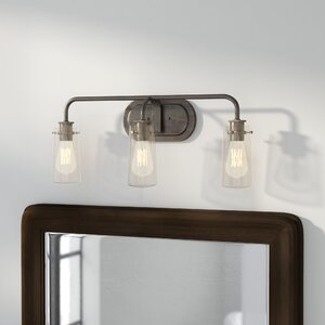 Fruita 3-Light Vanity Light