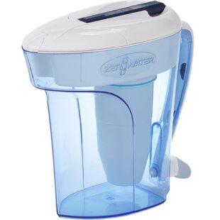 Water Filter 2.8 L Jug By Symple Stuff