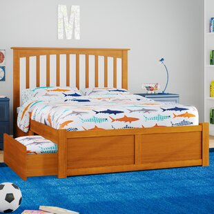Price comparison Arkwright Storage Platform Bed by Andover Mills Reviews (2019) & Buyer's Guide