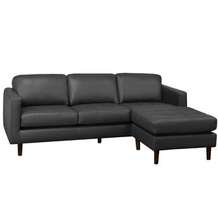 Twyla Leather Sectional