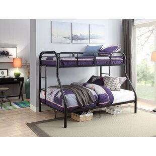 Price comparison Kimberlin Twin over Full Bunk Bed by Zoomie Kids Reviews (2019) & Buyer's Guide