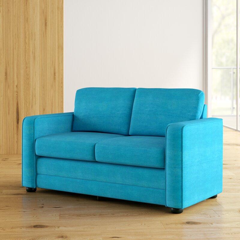 Genial Lillian Ultra Lightweight Sleeper Sofa