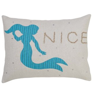 Yizheng Mermaid Lumbar Pillow
