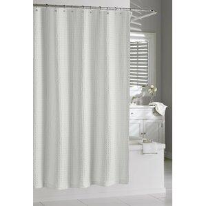 Burtins Cotton Shower Curtain