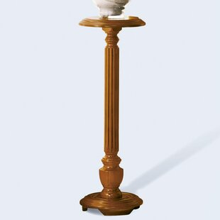 Churchill Pedestal Telephone Table By Astoria Grand