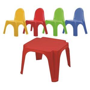 Karissa Kids Play Table And Chair Set