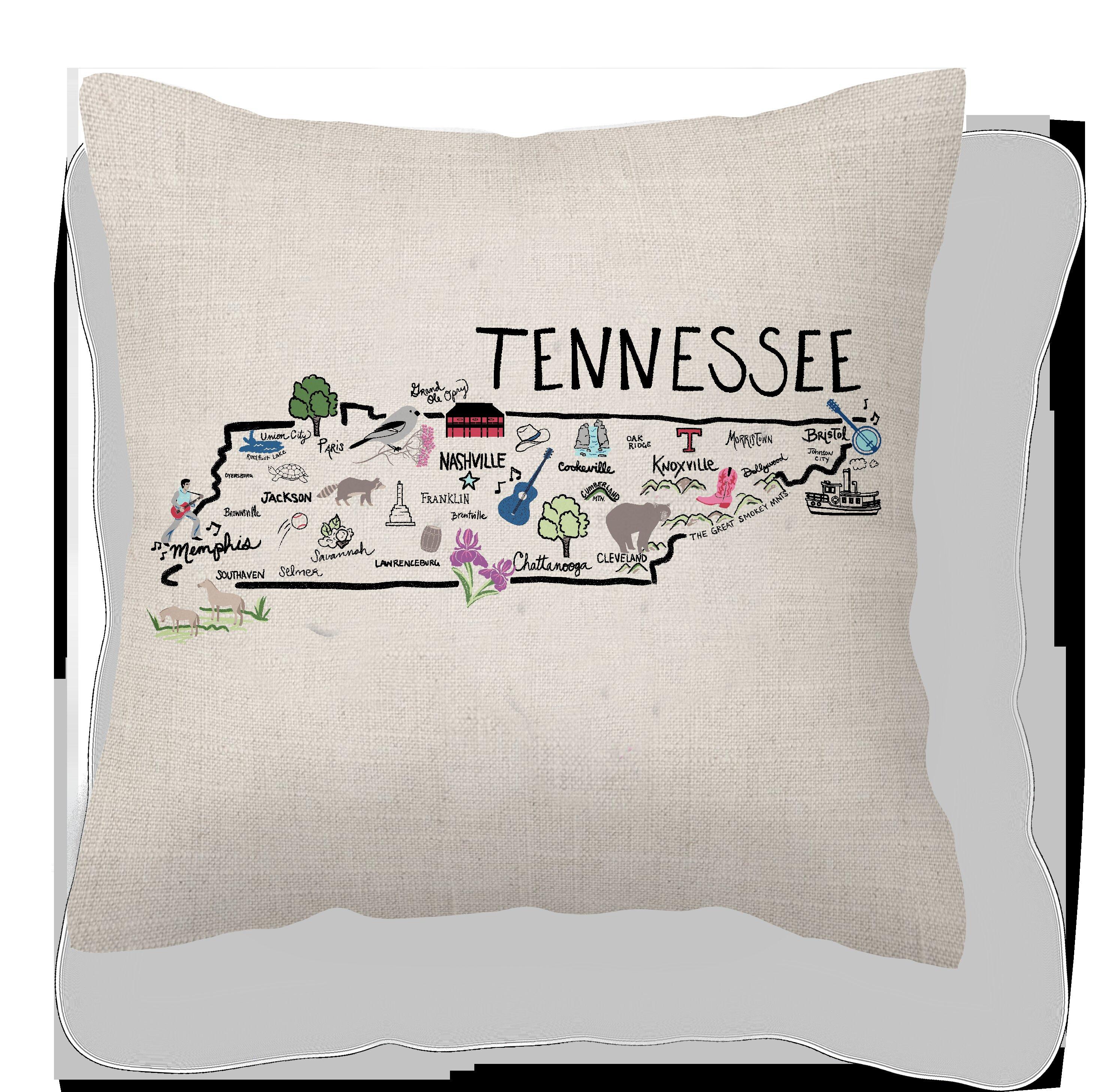 Ebern Designs Lippert Cotton Throw Pillow Wayfair