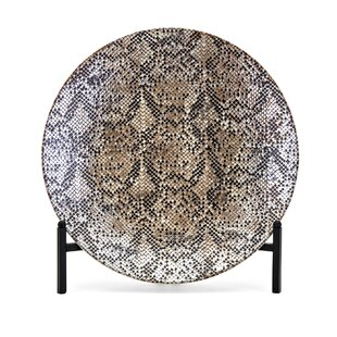 Pauline Decorative Plate With Stand