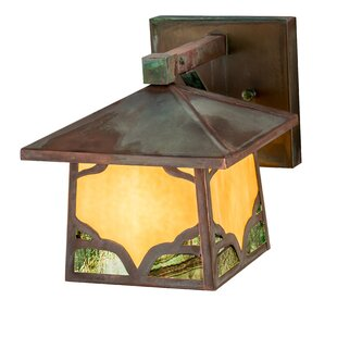 Allwood Outdoor Wall Lantern by Bloomsbur..