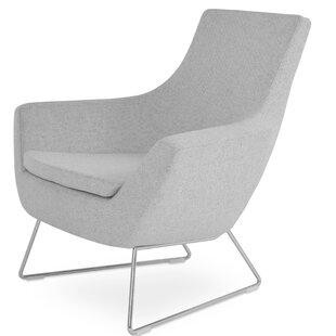 sohoConcept Rebecca Wire Lounge Chair