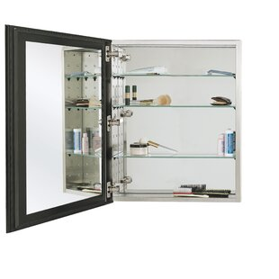 Reflections Oversize Series 24 x 30 Recessed Medicine Cabinet by Alno Inc