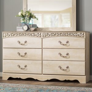 Johnby 6 Drawer Dresser