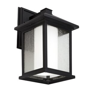 Price Check Jarod Outdoor Wall Lantern By Charlton Home