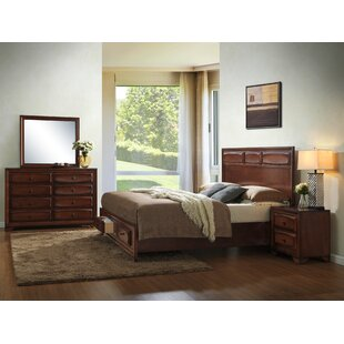 Beagan Platform 5 Piece Bedroom Set