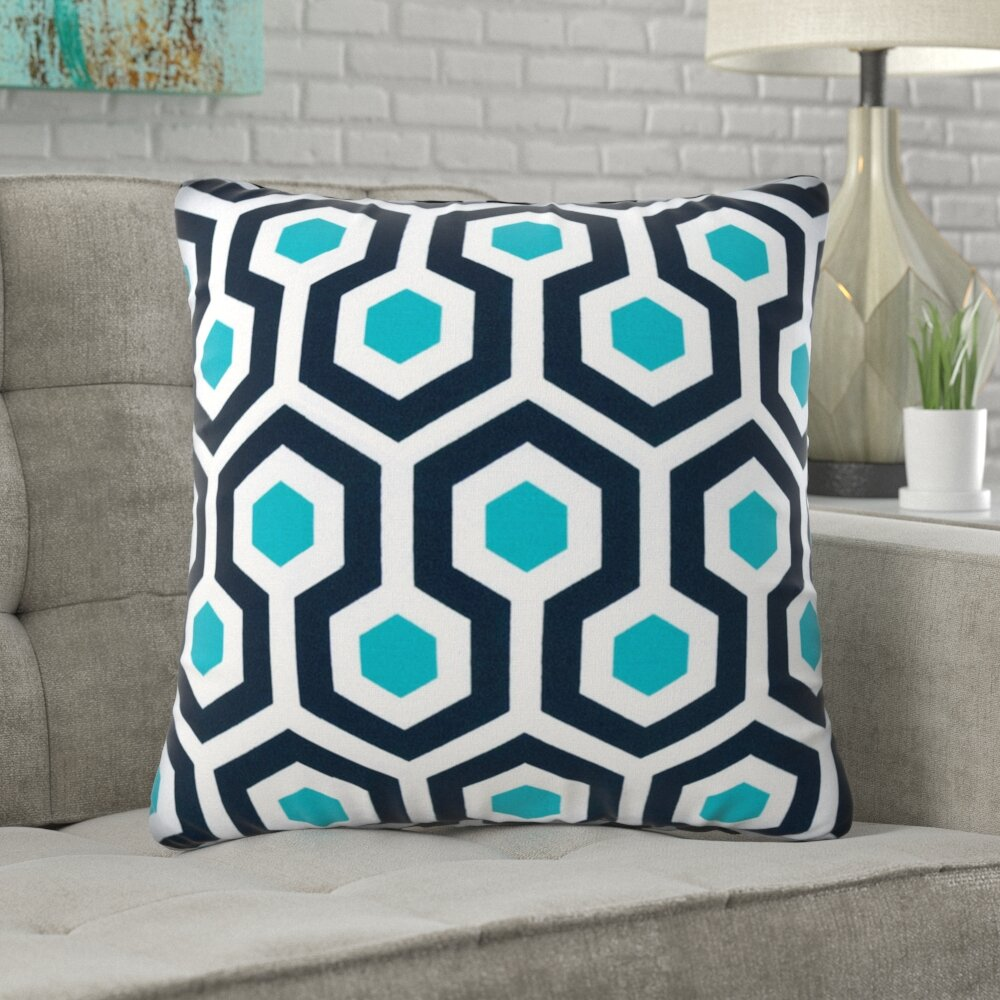 Wrought Studio Wired Outdoor Square Pillow Cover Wayfair