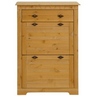 Arthur 6 Pair Shoe Storage Cabinet By Brambly Cottage