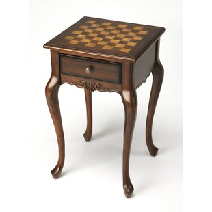 Foxcroft Chess Table by Butler