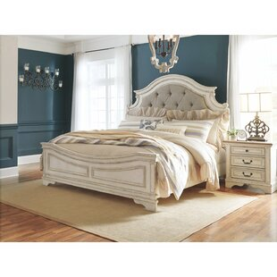 Top Reviews Realyn Upholstered Panel Bed by Signature Design by Ashley Reviews (2019) & Buyer's Guide