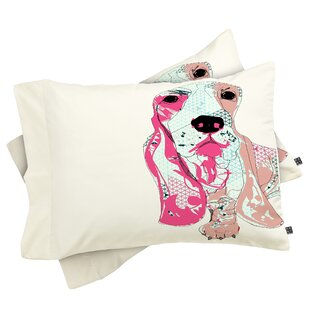 Casey Rogers Bassett Pillowcase