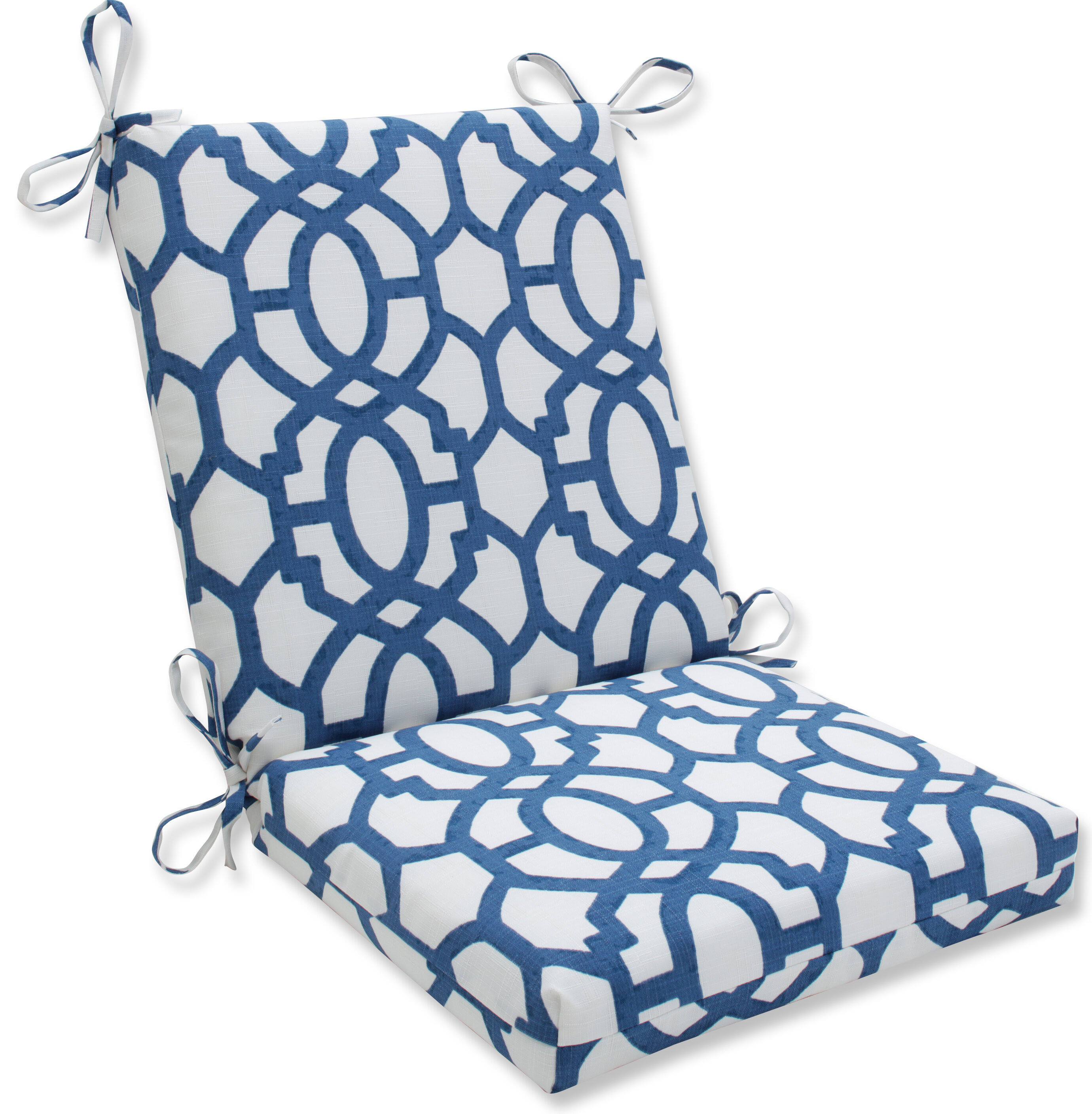 Indoor Outdoor Dining Chair Cushion Reviews Birch Lane