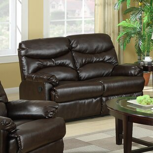 Latitude Run Sedgwick Reclining Loveseat