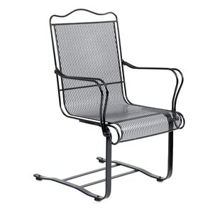 Tucson High Back Spring Base Patio Chair