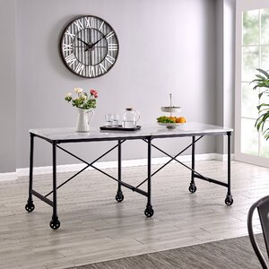 Barrelson Kitchen Island With Marble Top