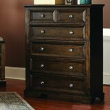 Eunice 6 Drawer Chest by Homelegance