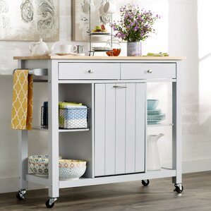 Rodemack Kitchen Island